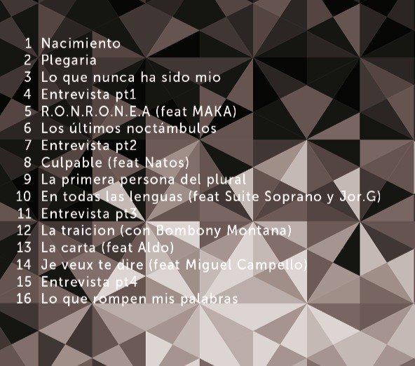 Acariciado-Mundo-Sharif-Tracklist-El-V-Elemento