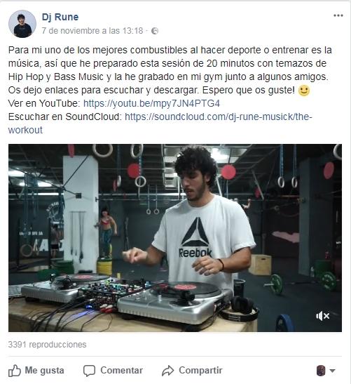 FacebookDJRune-Workout-elVelemento