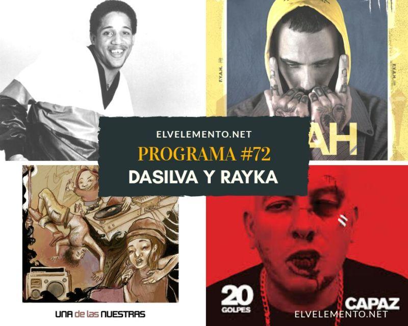 Radio-Hip-Hop-Rap-El-V-Elemento-Entrevista-Dasilva-Rayka-Programa-72