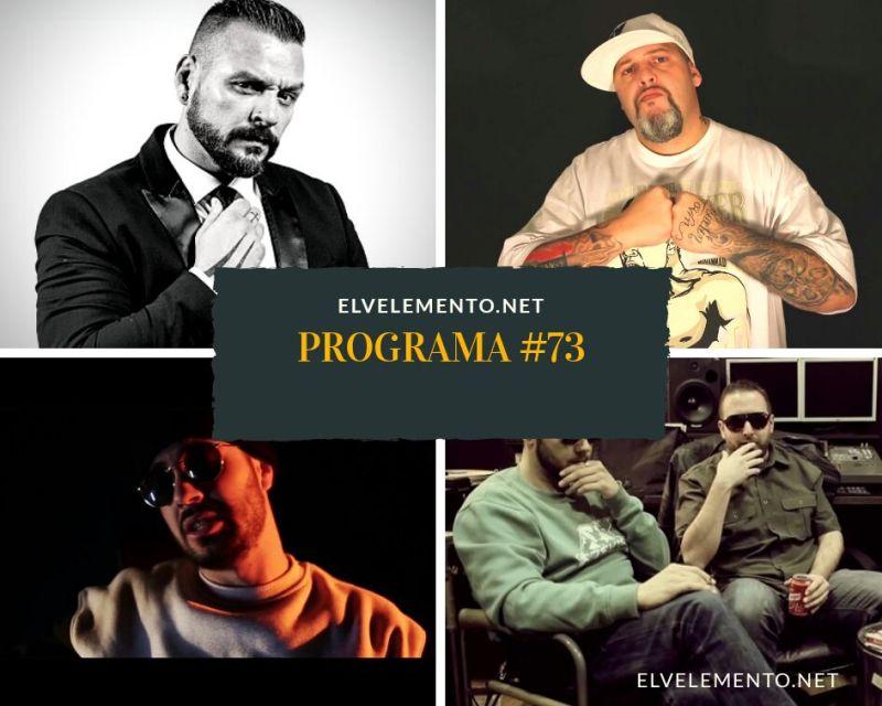 El-V-Elemento-Radio-Hip-Hop-Rap-Programa-73