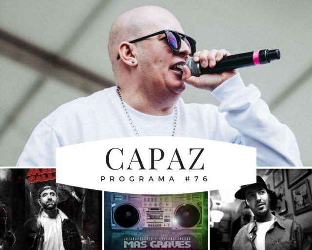 Radio-Hip-Hop-Rap-Entrevista-Capaz-Programa-76-El-V-Elemento