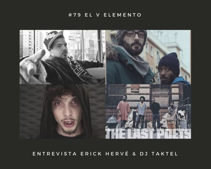 Radio-Hip-Hop-Rap-El-V-Elemento-Entrevista-Erick Hervé-Dj-Taktel